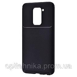 Ultimate Experience Carbon (TPU) Xiaomi Redmi Note 9 black