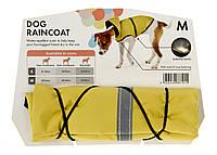 F02-570061, Дождевик для собак, универсальное, желтый
