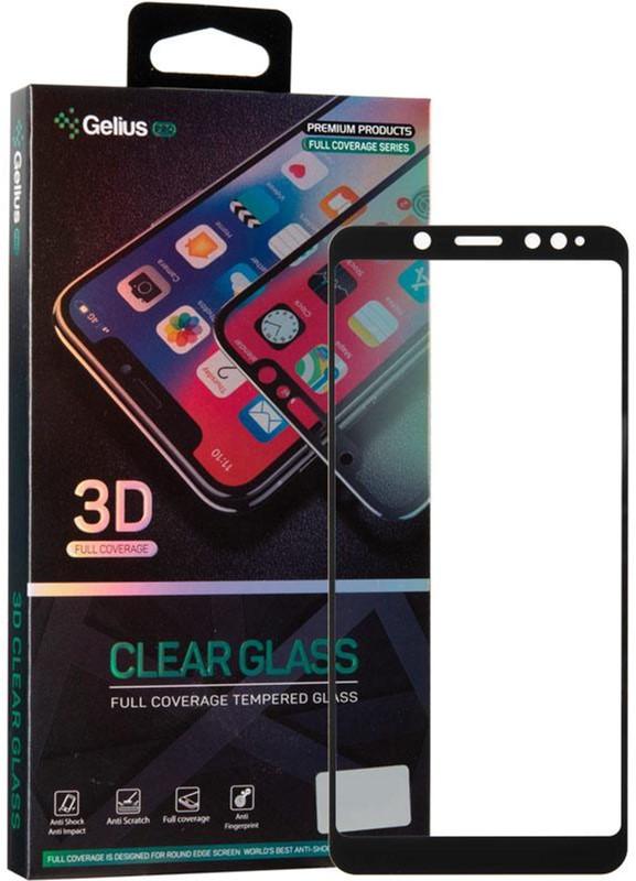 Xiaomi Redmi Note 6 Pro Захисне скло Gelius Pro 3D Black