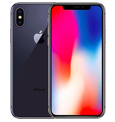 Смартфон Apple iPhone X 64Gb Оригинал Space Gray (MQAC2)