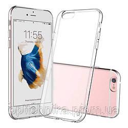 "TPU чехол iPaky Clear Series (+стекло) для Apple iPhone 6/6s plus (5.5"")"