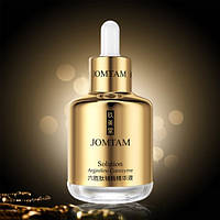 Сыворотка с эффектом ботокса Jomtam на основе аргирелина (золотая).