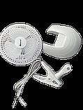 Настільний вентилятор MS 1623 Fan 2 in 1, фото 2