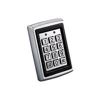Кодовая клавиатура металическая со встроенным считывателем Proximity карт (115 х 75 х 30)