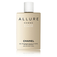 Гель для душа для мужчин Chanel Allure Homme Edition Blanche  Shower Gel  оригинал 200 мл