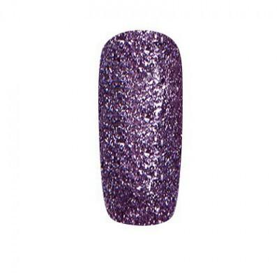 Гель-лак Fox Brilliancе №015 (мягкий фиолетовый, мерцание)