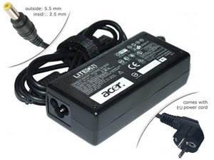Блок питания для ноутбука Acer, input 100-240V - 1.8A, output 19V - 1.58A