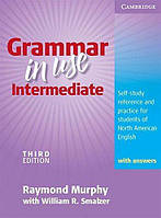 Grammar in Use 3rd Edition Intermediate Student's Book with key North American English