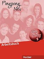 Рабочая тетрадь Pingpong Neu 1 Arbeitsbuch ISBN 9783190116546