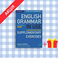Грамматика English Grammar in Use 5th Edition Supplementary Exercises with answers Murphy, R ISBN 9781108457736