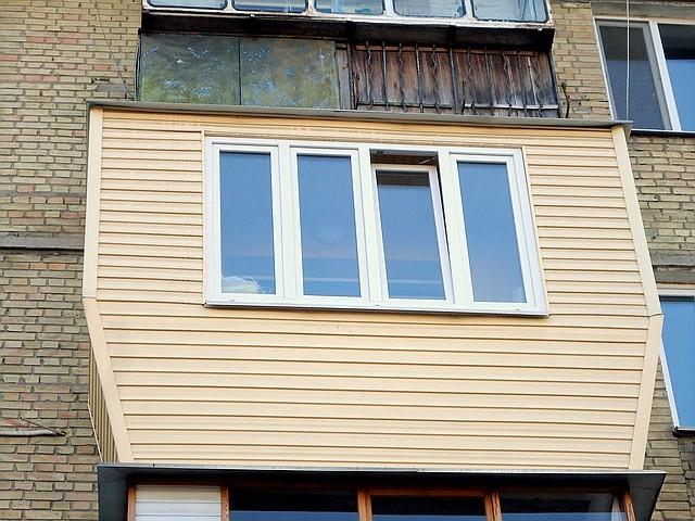 Фото балконів