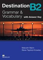 Учебник destination b2 Students Book with key ISBN 9780230035386
