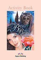 Рабочая тетрадь Beauty and The Beast Activity Book ISBN 9781842168523