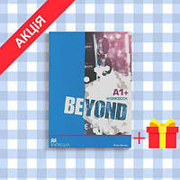 Рабочая тетрадь Beyond A1+ Workbook ISBN 9780230460164