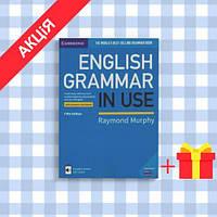 Книга English Grammar in Use Fifth Edition Intermediate with answers Raymond Murphy ISBN 9781108586627