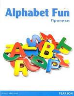 Книга Fly High Alphabet Fun (прописи) ISBN 2000096219063
