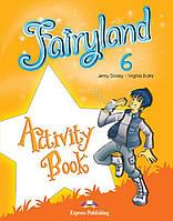 Рабочая тетрадь Fairyland 6 Activity Book ISBN 9780857774651