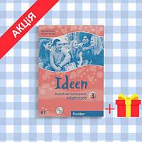 Рабочая тетрадь Ideen 3 Arbeitsbuch mit 2 Audio-CDs zum Arbeitsbuch ISBN 9783190118250