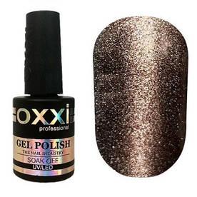 Гель-лак Oxxi Professional Moonstone №2 (серо-бронзовый) 10 мл
