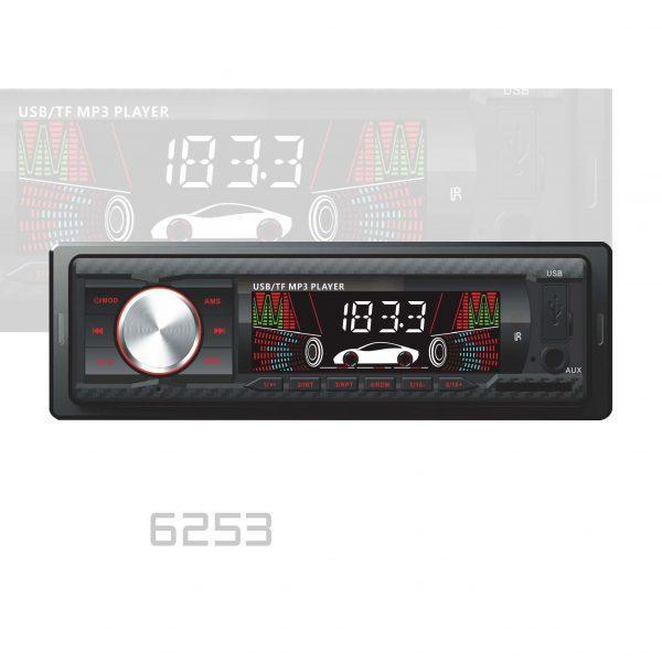 МАГНІТОЛА FM/USB/SD/CD 7388IC