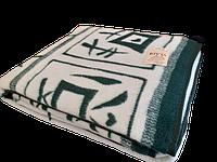 Жаккардовое шерстяное одеяло Vladi 170*210см.