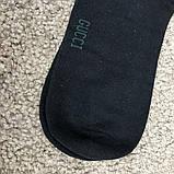 Socks Gucci Pack 4 Grey/White/White/Black, фото 6