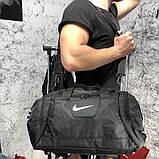 Nike Brasilia Training Duffel Bag (Medium) Black, фото 2