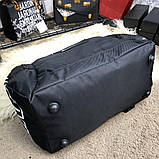 Nike Brasilia Training Duffel Bag (Medium) Black, фото 6