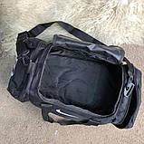 Nike Brasilia Training Duffel Bag (Medium) Black, фото 9
