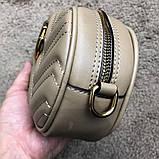 Gucci Belt Bag GG Marmont Beige, фото 5