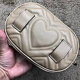 Gucci Belt Bag GG Marmont Beige, фото 6