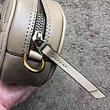 Gucci Belt Bag GG Marmont Beige, фото 7