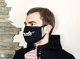 Защитная маска Miracle Italics black, фото 2