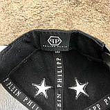 Baseball Cap Philipp Plein Sheen Black, фото 9