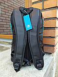 Рюкзак Adidas Original Stripes Black, фото 2