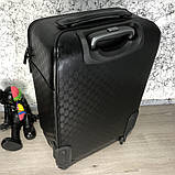 Gucci Rolling Luggage Signature 55 with Web Black, фото 8
