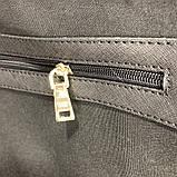 Prada Rolling Luggage Ostrich 55 Black, фото 10