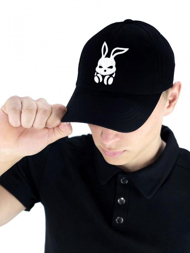 Кепка Intruder Bunny черная