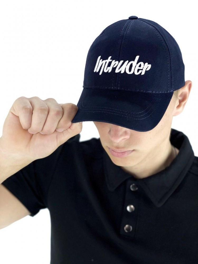 Кепка Intruder bol синяя