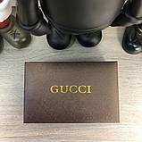 Подарочный Набор Gucci Bracelet/Watch/Bracelet with Diamond Gold, фото 3