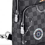 Сумка-слинг Louis Vuitton Avenue Damier Graphite Renaissance, фото 2