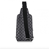 Сумка-слинг Louis Vuitton Avenue Damier Graphite Renaissance, фото 6