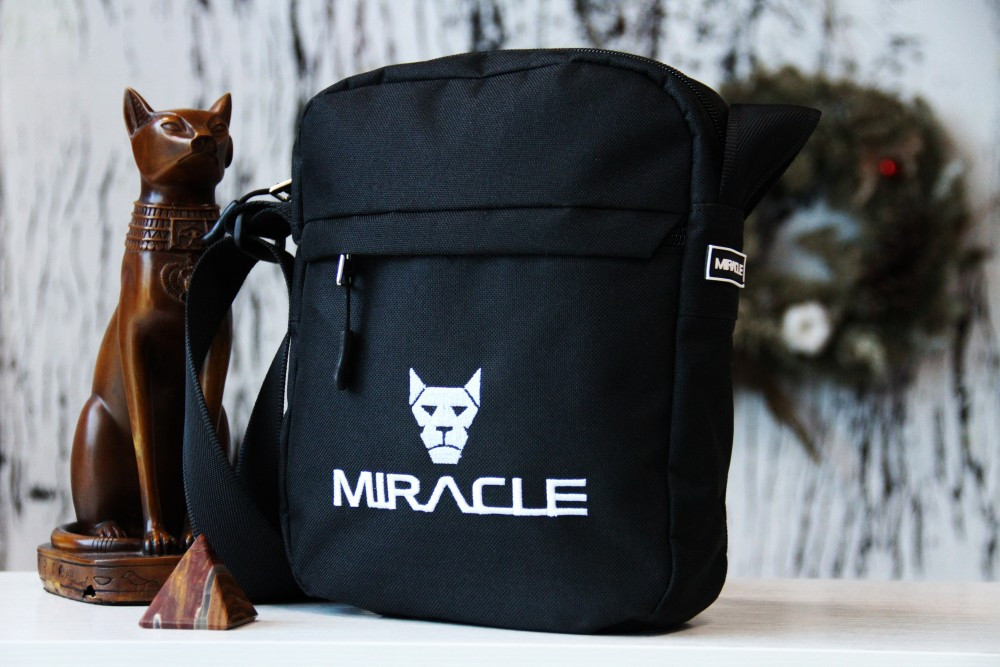 Мессенджер Miracle - Bottom black