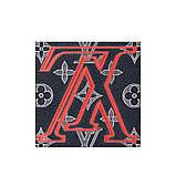 Бумажник Louis Vuitton Brazza Monogram Upside Down Ink Navy, фото 5