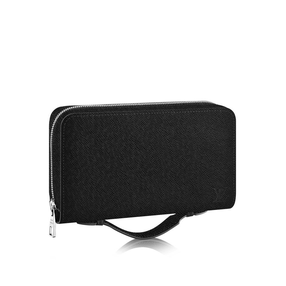 Бумажник Louis Vuitton Zippy XL Taiga