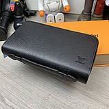Бумажник Louis Vuitton Zippy XL Taiga, фото 6