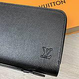 Бумажник Louis Vuitton Zippy XL Taiga, фото 8