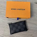 Кошелёк Louis Vuitton Cles Damier Graphite, фото 4