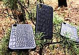Чехол для (Iphone 10XR) alligator black, фото 2