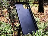 Чехол для (Iphone 11 Pro Max) alligator black, фото 2